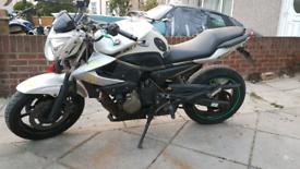 Yamaha xj6n 2010