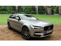 2017 Volvo V90 Cross Country D4 AWD Xenium P Automatic Diesel Estate