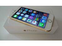 APPLE IPHONE 6S 64GB GOLD ,
