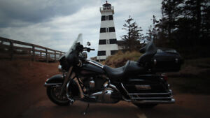 2008 Harley Electra Glide Classic - I don't want to store her!