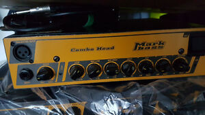 Mark Bass Power Amp Combo Head
