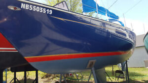 Sale Pending 1979 26 foot Mirage Sailboat for sale