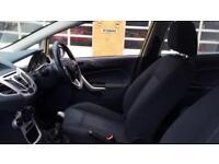 2009 Ford Fiesta 1.4 Zetec 5dr Manual Petrol Hatchback