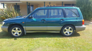 1999 Subaru Turbo GT Forester Margate Kingborough Area Preview