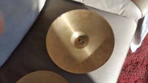 Vintage PAISTE Cymbals