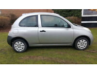 Nissan Micra 1.2 S Px Swap Anything considered