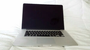 MacBook Pro 2.2 GHz Intel Core 17 16GB