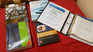 First Year Engineering Textbooks UOIT