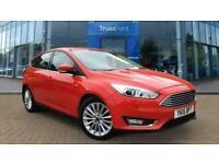 2015 Ford Focus 1.5 TDCi 120 Titanium X 5dr **One Previous Owner, Full Service H
