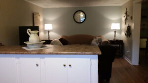 Bright 2 bedroom in a great location - heated