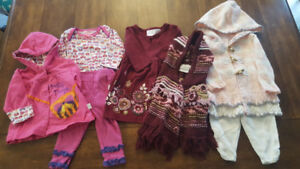 Lot of Girl clothes (Size 3-6mo)