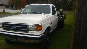 1991 Ford F-250 Pickup Truck Price Reduced
