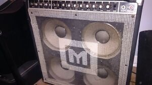Musicman MD410 Tube amp West Island Greater Montréal image 1