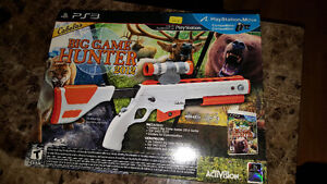 Cabela's Big Game Hunter 2012 with Gun for PS3