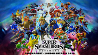 Gaming Tournament - Super Smash Bros Ultimate on Switch