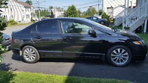 2009 Honda Civic ex l Berline