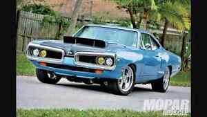 Wtb 70 coronet/superbee parts