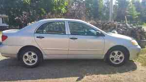 2006 Toyota Corolla Ce- MAKE AN OFFER