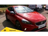 2016 Volvo V40 2.0 T2 R DESIGN 5dr Manual Petrol Hatchback
