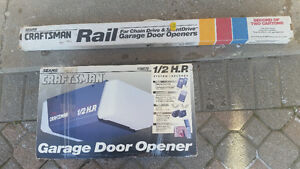 Sears Garage Door Opener brand new for sale