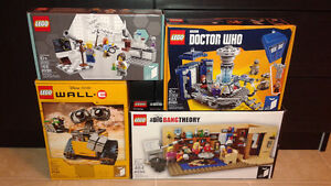 LEGO IDEAS ASSORTMENT (REDUCED PRICES)