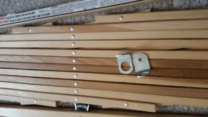 New Wooden safety gate