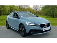 2017 Volvo V40 HATCHBACK T3 (152) Cross Country 5dr Geartronic Auto Hatchback Pe