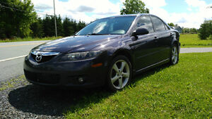 2007 Mazda Mazda6 Touring Edition Berline