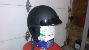 Medium Motorcycle 1/2 helmet