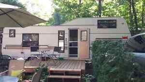 MANITOULIN ISLAND, STANLEY PARK, TRAILER FOR SALE