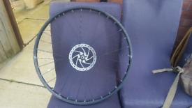 fromt wheel