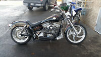 Custom Pro Street,Bobber,Chopper S&S 107 engine