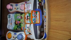 VTech Vmotion Games and System