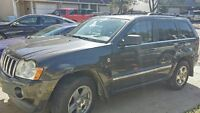 2005 Jeep Cherokee Limited edition