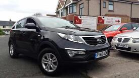 2010 60 KIA SPORTAGE 1 1.6 GDi.STILL UNDER KIA WARRANTY.FSH.2 FINANCE AVAILABLE.