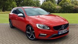 2013 Volvo V60 D3 (136) R DESIGN Estate Manua Manual Diesel Estate