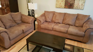 Living room set - must go! $1200 OBO