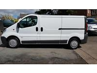 2014 Vauxhall Vivaro 2900 2.0CDTI-49000 MILES,LONG WHEEL BASE-BLUETOOTH-PLYLINED