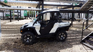 2014 can am commander 1000 limited