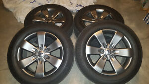 2014 FORD F150 FX4 RIMS  AND TIRES MINT CONDITION! 275/55/R20