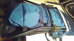 Spalding baby or child backpack carrier and free standing chair Stratford Kitchener Area image 6