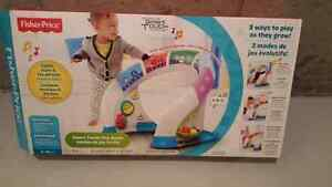 Fisher price smart touch play space- comes with box Edmonton Edmonton Area image 1