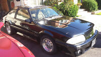 1987 Ford Mustang GT 5SPD