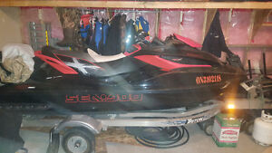 2011 3 seater 1500 super charged sea doo