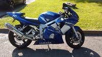 Yamaha R6 2001 2700$ Peu Nego PRIX FIN SAISON