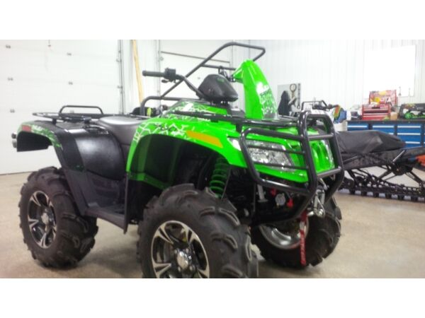 Used 2014 Arctic Cat MUDPRO 700 LTD