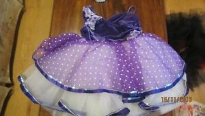 Party Dress Purple---Size 3 Kingston Kingston Area image 1