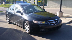 2004 Acura TSX 6-speed **Lady Driven**