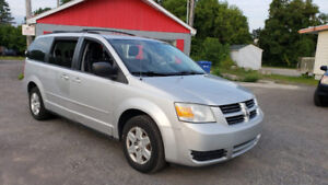 2008 Dodge Caravan Minivan, Van