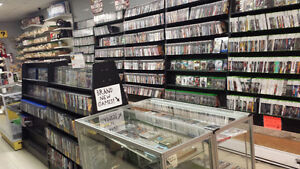 Top $$$ & Trades for your Video Games, Consoles, & MORE !!!
